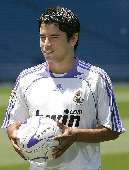 Javier Saviola Football Picture