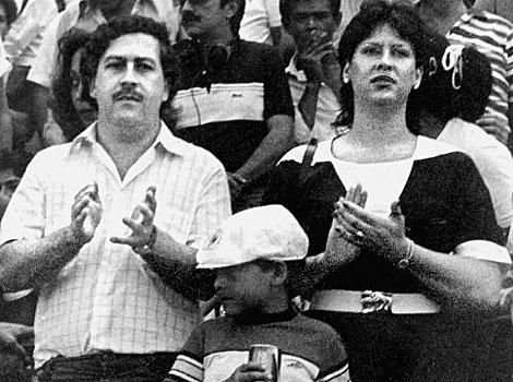 Pablo Escobar financió la toma del Palacio de Justicia de Bogotá en