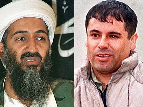 """""""El Chapo"""" tendrá el mismo destino que Bin Laden"""