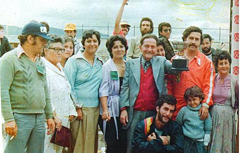 La confidente de Pablo Escobar se destapa en un polémico libro ...