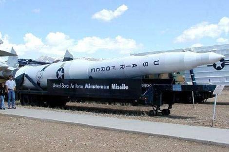 ... la conexión con 50 misiles nucleares | Estados Unidos | elmundo.es