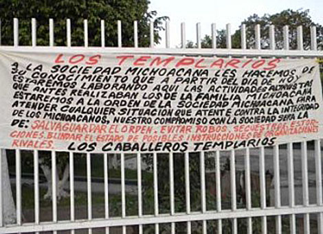 Caballeros Templarios Narco Wikipedia