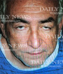 DSK, en prisión. | Daily News