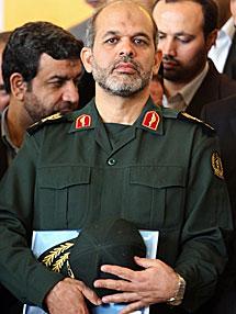 El ministro de Defensa de Irán. I AFP