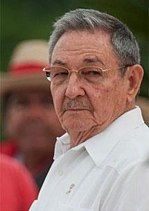 El presidente Raúl Castro. | AFP