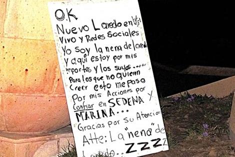 Los narcos apuntan contra las redes sociales | México | elmundo.es