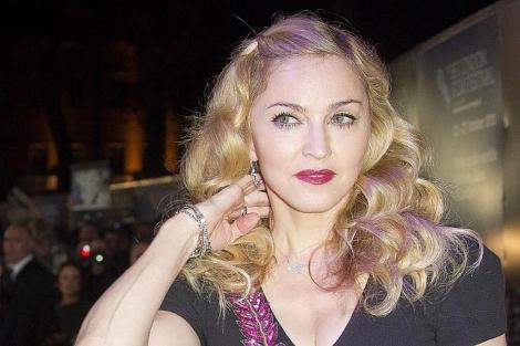 Madonna en el BFI London Film Festival. | Reuters