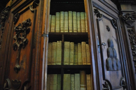 Archivo secreto del Vaticano.| EM