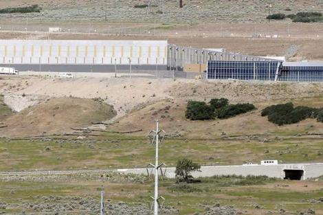Las instalaciones de la NSA.| Reuters