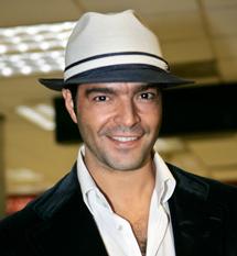 Pablo Montero, en 2006. | G3