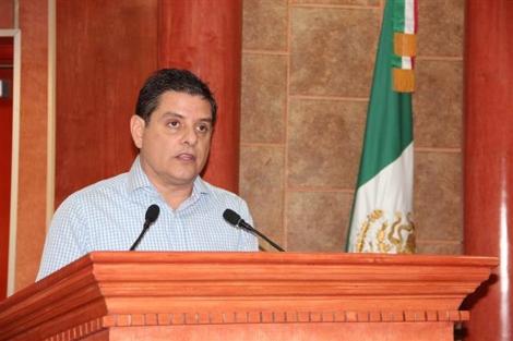 Diputado del Partido Acción Nacional, Rubén Alanis Quintero | Congreso de Baja California