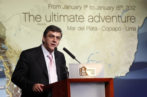 Pablo Longueira en una imagen de 2012. | Reuters