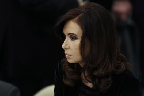 Cristina Fernández de Kirchner, en la asamblea general de la ONU.| Reuters