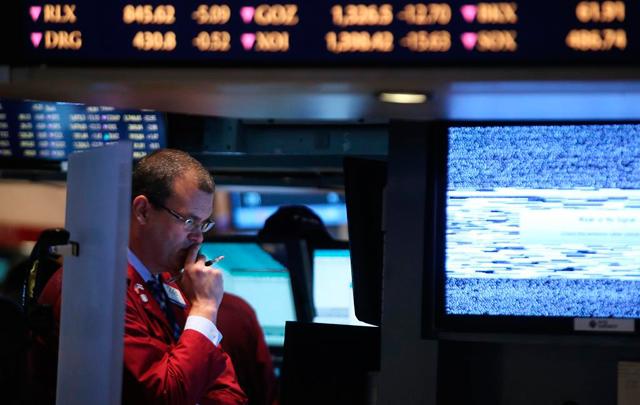 Wall Street, pendiente de la decisión de los congresistas. | Afp