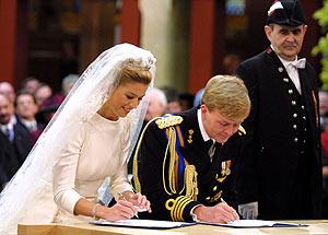 Casamiento. Holanda