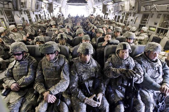 A cavalaria está chegando: Estados Unidos vão enviar 10 mil soldados para o Haiti