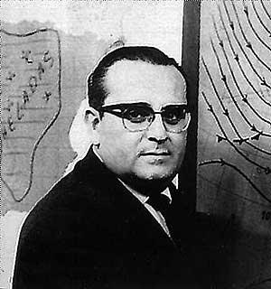 1185265074 0 Mariano Medina, el primer hombre del tiempo.