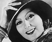 Greta Garbo también tenía ojos azules. (Foto: Reuters)