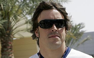 Fernando Alonso. (Foto: AP)