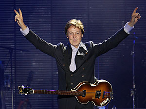 Paul McCartney, en una imagen de archivo. (Foto: REUTERS)