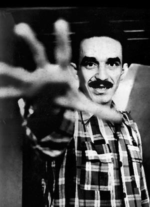García Márquez, a la edad de 37 años.