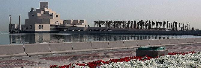 Museo de Arte Islámico de Doha. (Foto: K. Jaafar)