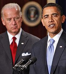 Biden y Obama. (Foto: AP)
