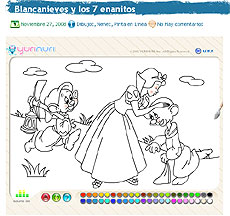 Dibujo para colorear (Nenes.es)