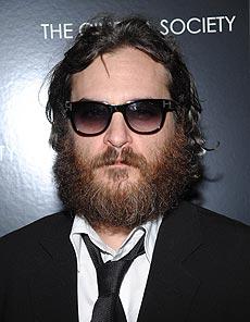 El actor Joaquin Phoenix. | AP