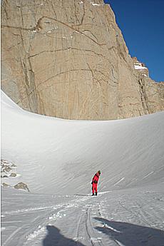 Montaña en la Antártida. | Charles Hanley