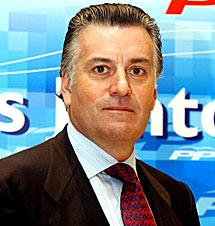 Luis Bárcenas, tesorero del PP. | Efe