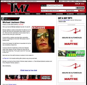 Así lo contó TMZ.com.