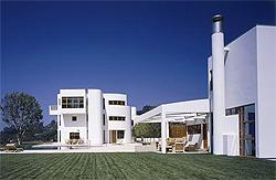Vivienda de Bel Air (California) diseñada por Gwathmey. | elmundo.es