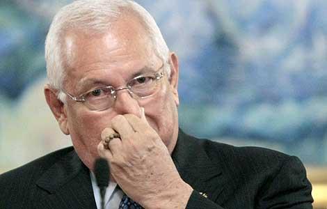 El presidente de facto de Honduras, Roberto Micheletti. | Reuters
