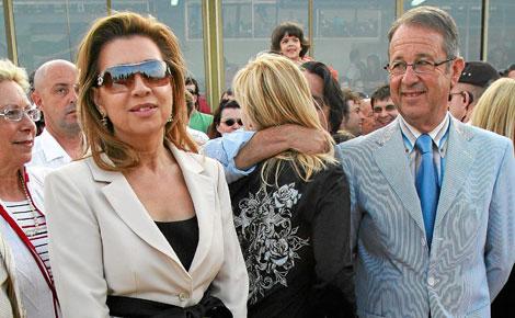 La presidenta de honor de UM, María Antonia Munar.