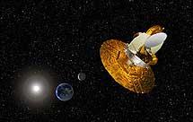 La sonda WMAP | NASA.