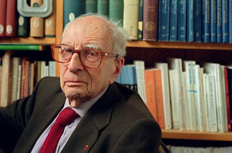 Claude L�vi-Strauss, en una imagen de 2001. | AFP