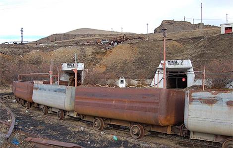 La localidad de Río Turbio es conocida como la 'capital del carbón' argentina. | Greenpeace