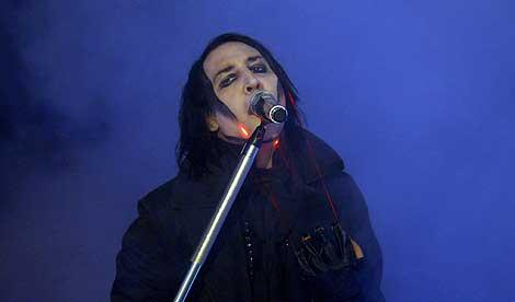 marilyn manson tatuajes. El 'Reverendo' Manson ya no es lo que era.