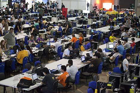 Imagen de la Campus Brasil. | Efe