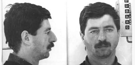 Ficha policial del camorrista.| Ministerio del Interior italiano