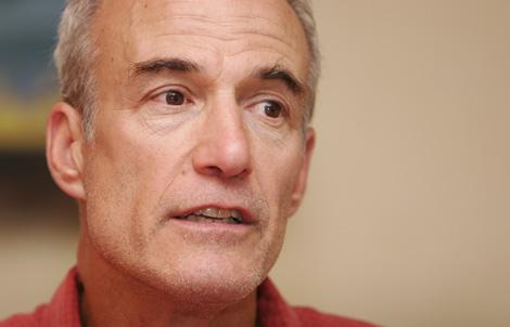 El ecólogo estadounidense Peter Reich. | Fundación BBVA