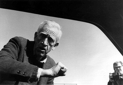 Salinger se enfrenta a un periodista