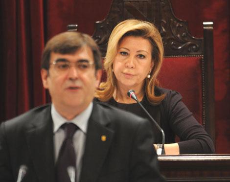 Foto: Pep Vicens Publicada en el Mundo-Baleares