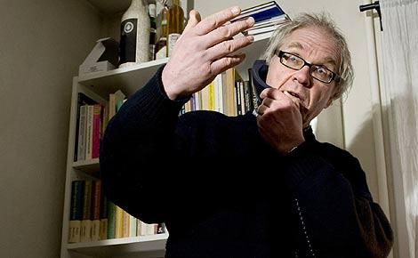 Lars Vilks, el autor de la caricatura. (Foto: Ap)