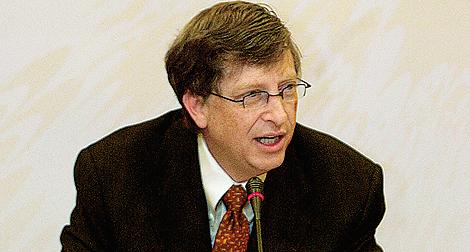 Bill Gates, en una imagen de archivo. | Foto: J. Martínez
