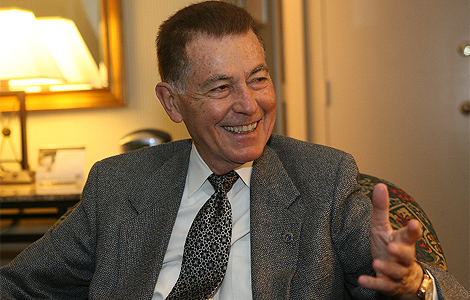 El investigador Francisco Ayala. | Foto: Rubén Gamarra