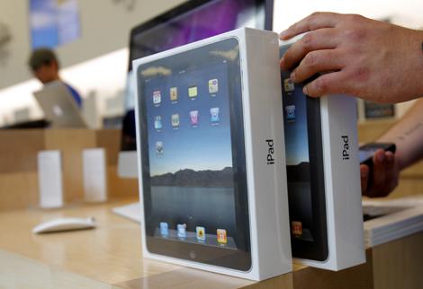 Una tienda de Apple en San Francisco. | Reuters