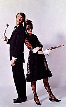Peter O'Toole y Audrey Hepburn, dos ladrones de arte en 'Cómo