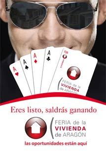 Cartel del SIA 2010 ideado por Feria de Muestras de Zaragoza. | FVZ